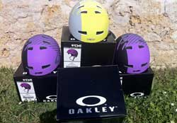 cycle, cycles et nature : magasin de vente et de reparation de velo a bordeaux, casque oakley superlight