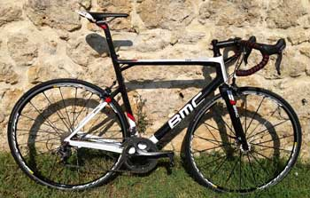 cycles et nature : magasin de vente et de reparation de velo a bordeaux, bmc race machine rm01 2013