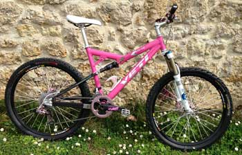 cycles et nature : magasin de vente et de reparation de velo a bordeaux, YETI AS-R Alloy Pink occasion