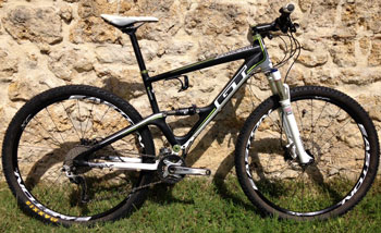 cycles et nature : magasin de vente et de reparation de velo a bordeaux, GT bicycles Zascar 100 Carbone 9R Expert 2013