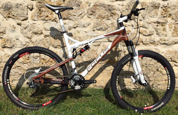"cycle, cycles et nature : magasin de vente et de reparation de velo a bordeaux FOCUS 26"" SUPER BUD 40"