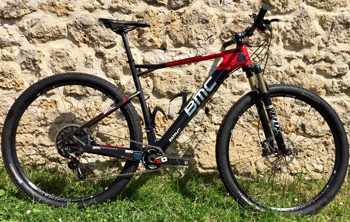 cycle, cycles et nature : magasin de vente et de reparation de velo a bordeaux, BMC Teamelite TE01 XTR Di2 Team 2017