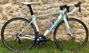 cycles et nature : magasin de vente et de reparation de velo a bordeaux, GIANT TCR ADVANCED PRO 1 2015