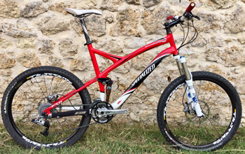 cycle, cycles et nature : magasin de vente et de reparation de velo a bordeaux, Specialized Stumpjumper comp