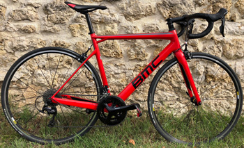 cycles et nature : magasin de vente et de reparation de velo a bordeaux, BMC SLR 03 occasion