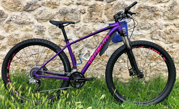 cycles et nature : magasin de vente et de reparation de velo a bordeaux, VTT SPECIALIZED ROCKHOPPER