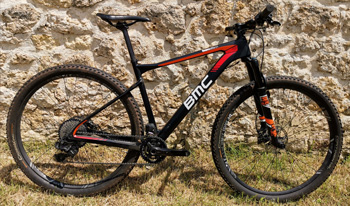 cycle, cycles et nature : magasin de vente et de reparation de velo a bordeaux, BMC Team elite TE01 XT Di2