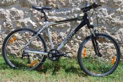 cycle, cycles et nature : magasin de vente et de reparation de velo a bordeaux, occassions bonnes affaires SCOTT REFLEX 30 T51 2009